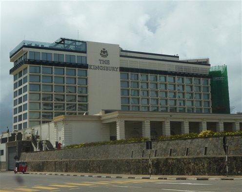 The Kingsbury Hotel - Colombo - Sri Lanka