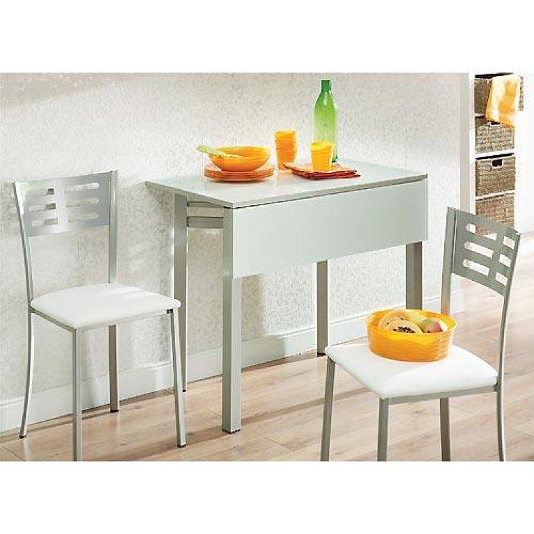 Decoratelacasa blog de decoraci n distintas formas de for Mesas pequenas de cocina
