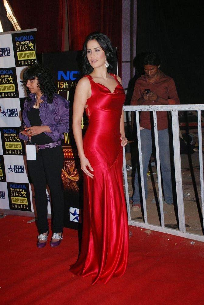 Katrina Kaif at Nokia 15th Annual Star Screen Awards