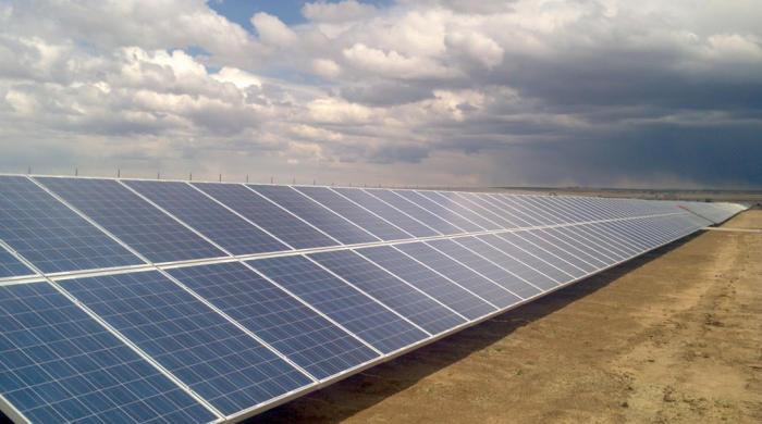 Paneles solares en los que invierte Google
