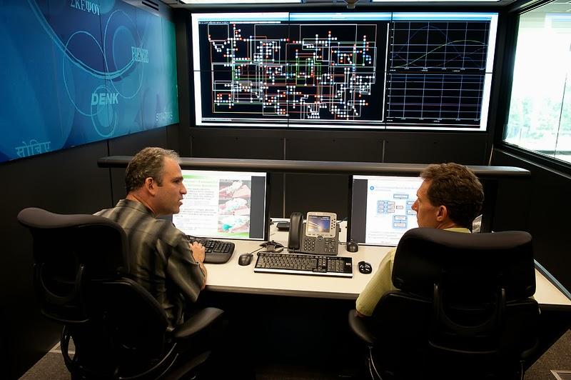 Совершенствование управления энергетикой с помощью ЭВМ