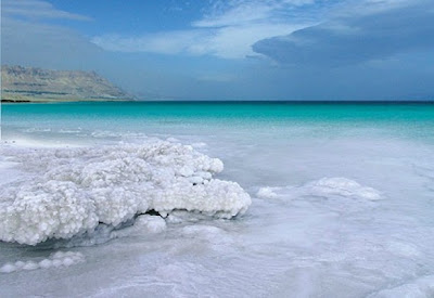 The Dead Sea - Jordan/Israel