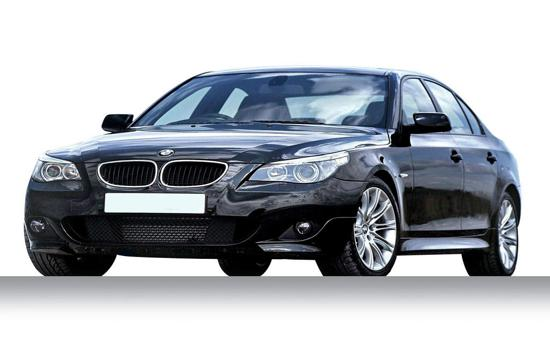 BMW 525d review price