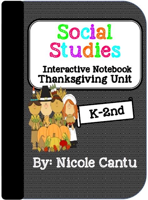 http://www.teacherspayteachers.com/Product/Thanksgiving-Unit-Interactive-Notebook-1415794