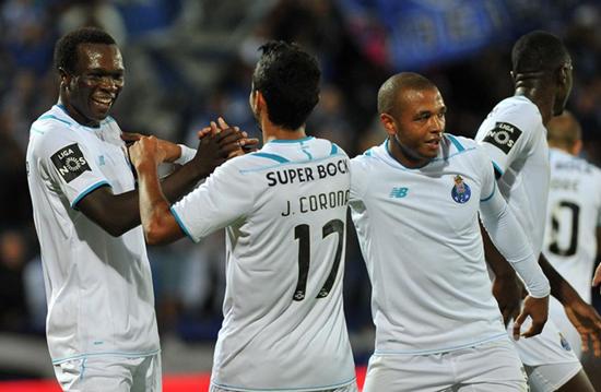 Arouca 1 x 3 Porto - Campeonato Português 2015/16