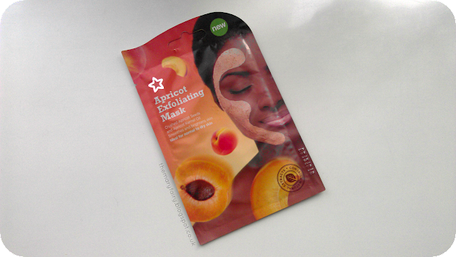 Superdrug Apricot Exfoliating Face Mask
