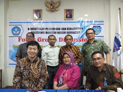 Menghadiri Undangan ILO & POLIMARIN di Semarang