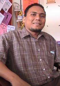Encik Alfian Haris Bin Omar