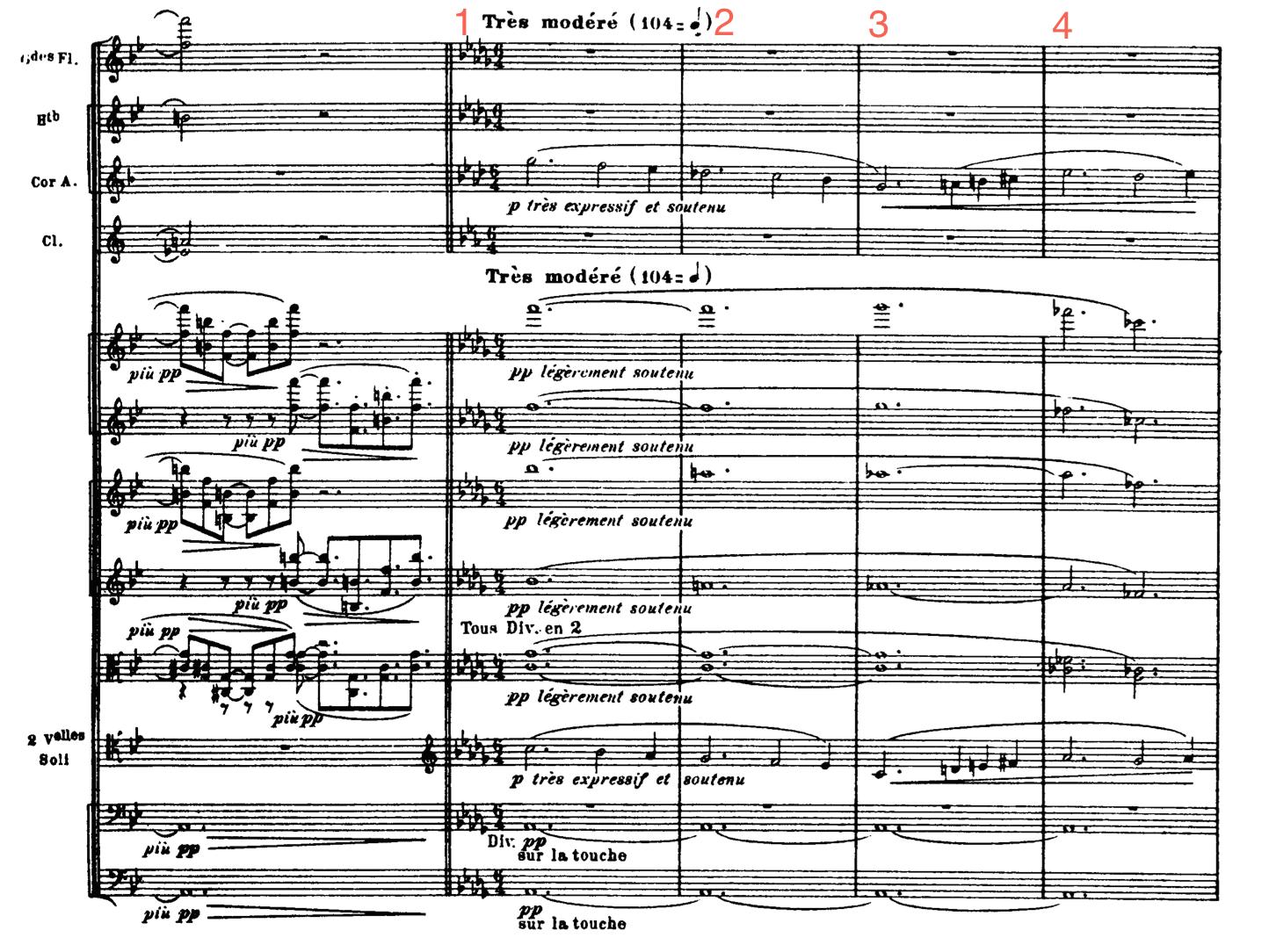 Twelve Equal Parts Whole Tone Harmony In Debussys La Mer