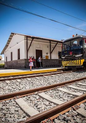 Turismo en Ecuador – Viaje turístico en Tren – Tour tren del hielo 1