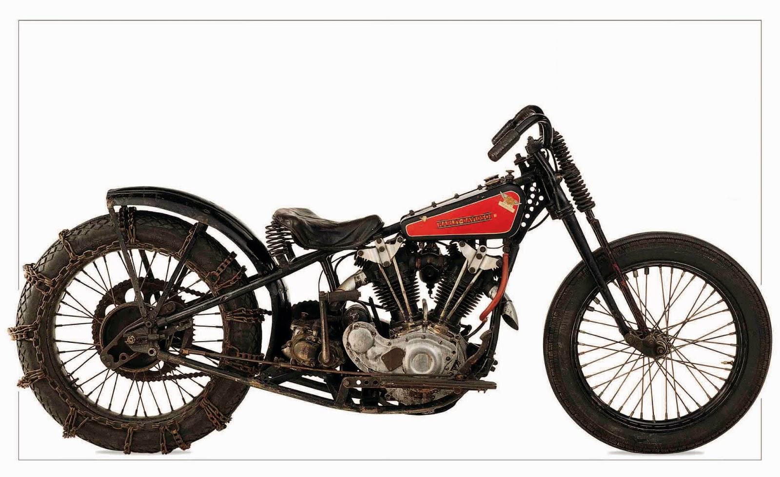 Harley-Davidson 1930 Hill Climber