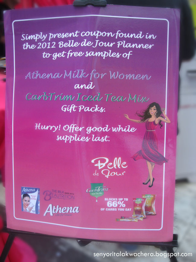 Belle De Jour Power Planner(Launching of 2012 Pla...2012 planner, belle de jour, eastwood city, it girls, planner