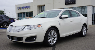 Used 2009 Lincoln MKS for Sale Near Mason, MI
