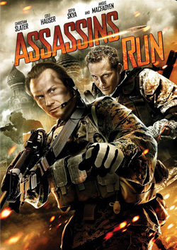Assassins Run 2013 poster
