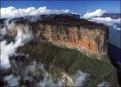 gambar4 Keajaiban Dunia Gunung Roraima