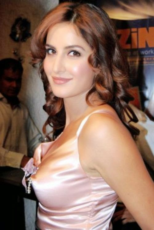 Katrina Kaif Launches Mid-Day's New Website