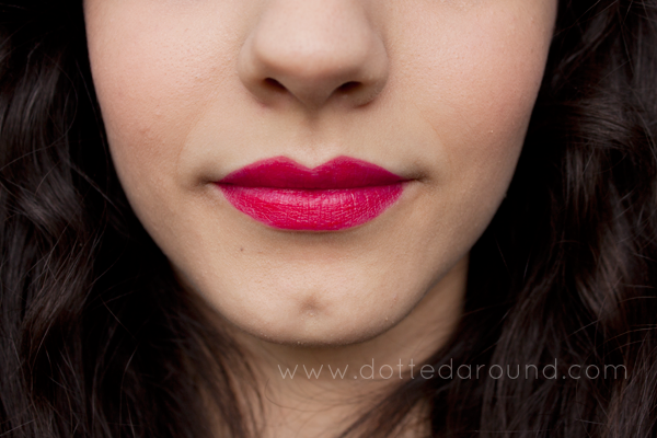 NARS satin lip pencil luxembourg swatch