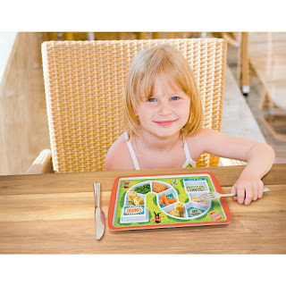 Image: Dinner Winner Kids Plate - Shop USA