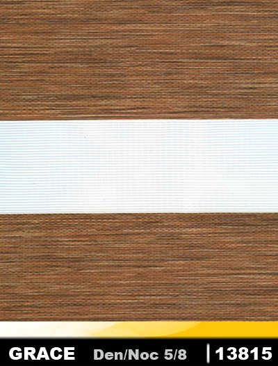 Rulouri textile duble Day & Night Grace 13815