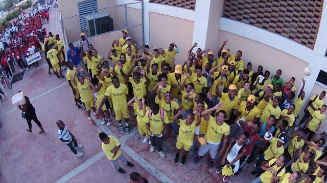 Se desarrollan con éxito XIII Juegos Provinciales San Cristóbal 2015