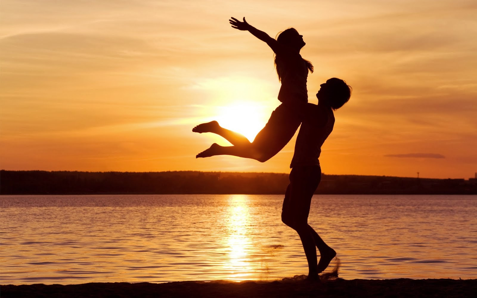 techno wlp: wide wallpapers lovers sunset the sea wallpaper