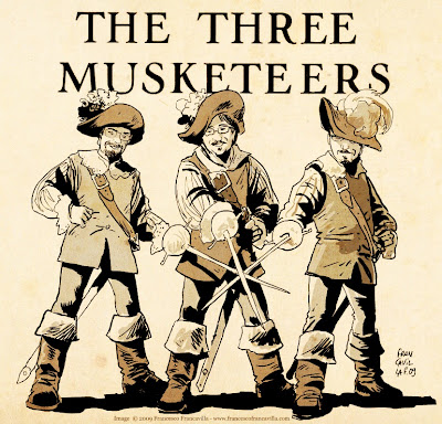 The Three Musketeers release delayed by a week