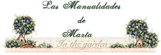Las Manualidades de Marta