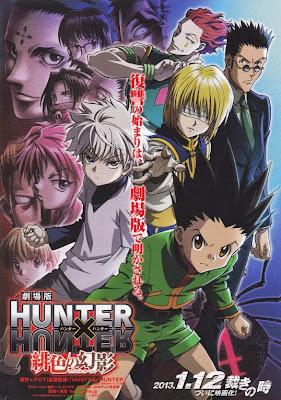 Bóng Ma Màu Hồng - Hunter x Hunter: Phantom Rouge 2013