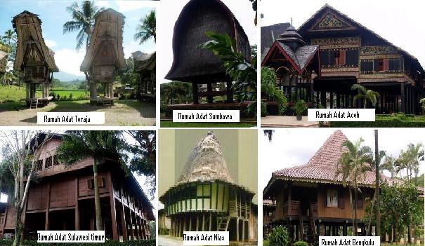 Lima Rumah Adat Indonesia Ancora Store