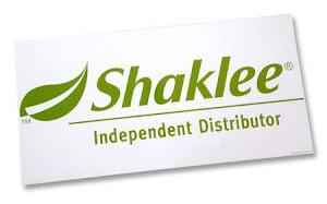 Saya adalah Pengedar Sah Shaklee [ID 872787]