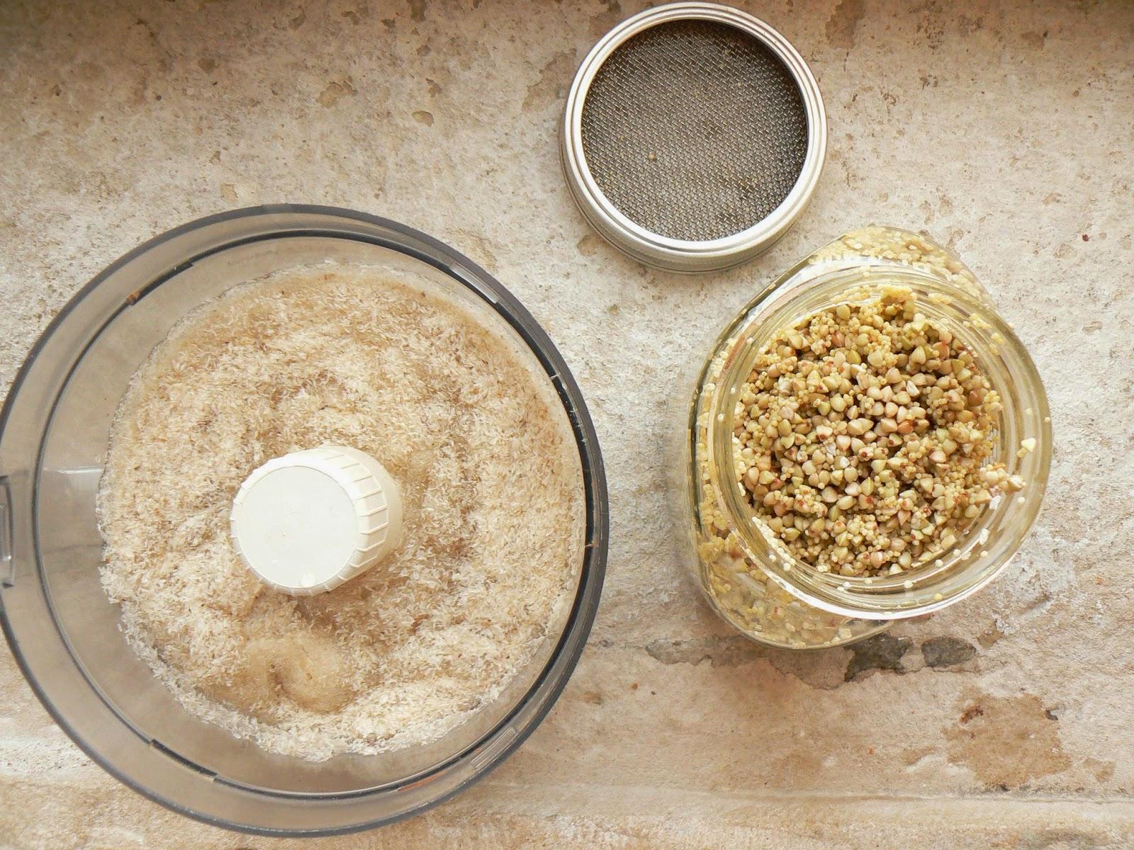 Naturopathe Ain - Pain sans gluten sans farine