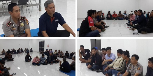Warga Rancanumpang Siap Sukseskan Laga Persib vs Malaysia Selection