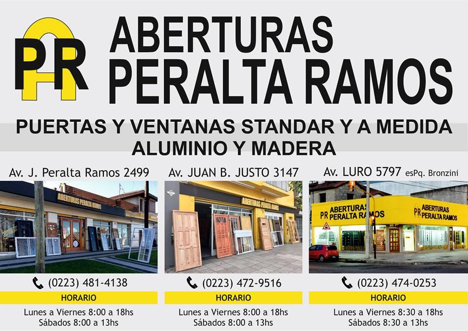 Aberturas Peralta Ramos