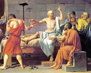 La muerte de socrates. Socrates bebiendo cicuta. Filosofos griegos. La sabiduria de grecia. filosofo griego. filosofos griegos conocidos. Los mas conocidos filosofos griegos