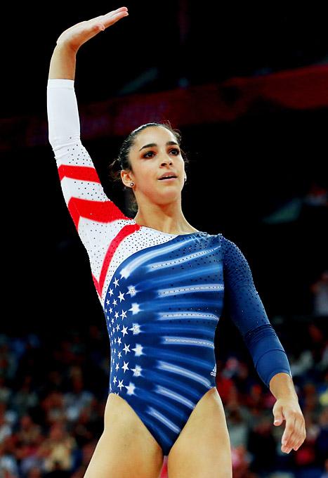 USA Gymnastics Fashion♡ London Olympics 2012
