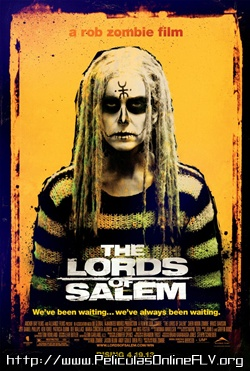 The Lords of Salem (2012) pelicula online gratis