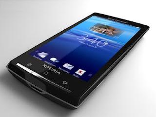 Sony Ericsson Xperia Terbaru