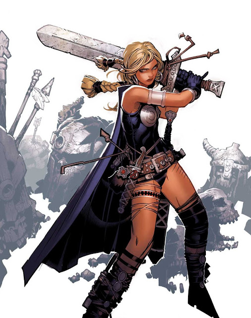 Valkyrie (Marvel Comics) Character Review - 2