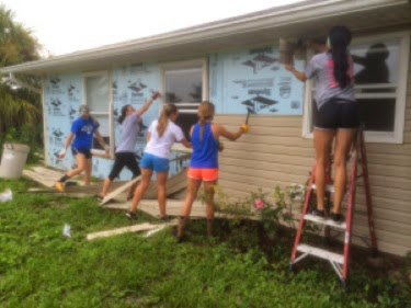 Atlantic sun insider eagles nesting in fgcu 39 s local community for Garage door repair lehigh acres