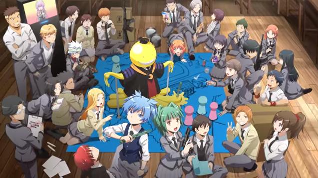 Anime Musim Kedua 'Ansatsu Kyōshitsu' Perlihatkan Video Teaser