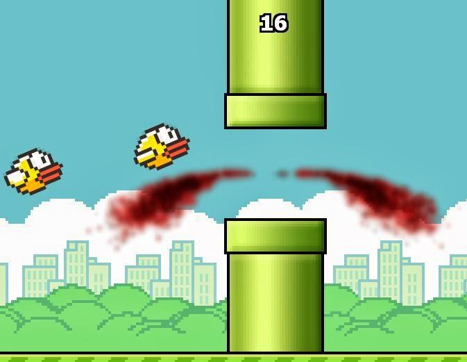 Squishy Bird, Game Balas Dendam Flappy Bird