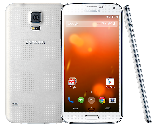 Samsung Galaxy S5 Google Play Edition
