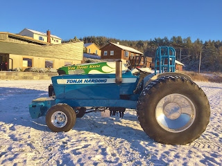 Tractor pulling norge