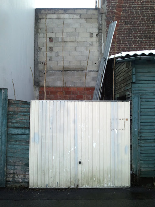 Derrière la palissade