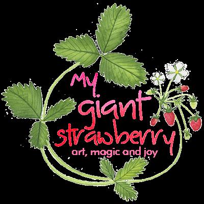 My Giant Strawberry