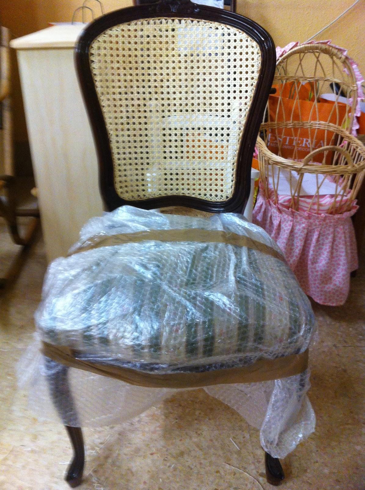 Restauraci n sillas rejilla enea anea mimbre - Reparacion de sillas de rejilla ...
