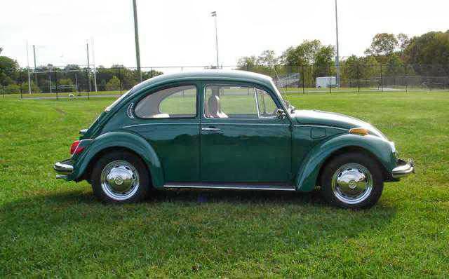1971 Volkswagen Beetle Exceptional Condition Buy Classic