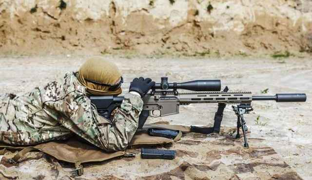 «Οne shot one kill»: Έσπασε το ρεκόρ - Σκότωσε ισλαμιστή από απόσταση 3,5 χιλιομέτρων!