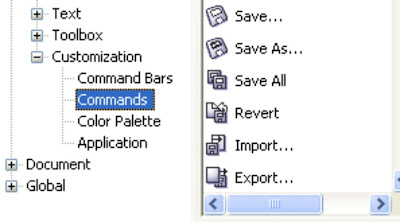 Creating Custom Keyboard Shortcut in CorelDraw