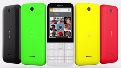 Firmware Nokia 225 RM-1011 Version 20.10.11